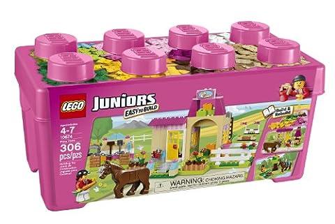 LEGO Juniors 10674 Pony Farm (Lego Junior Princess)