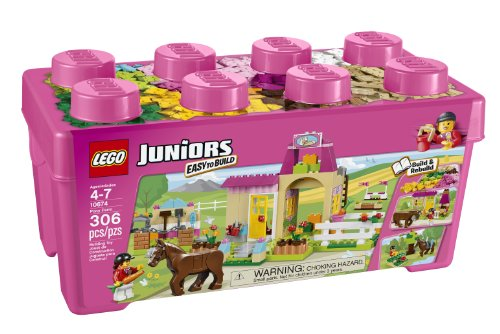 LEGO Juniors 10674 Pony Farm (Charity Set Proof)