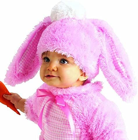 Wittle Wabbit Infant Rabbit Fur Costume New in Package Size 12-24 months