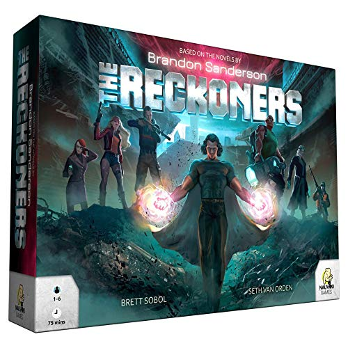 The Reckoners Board Game