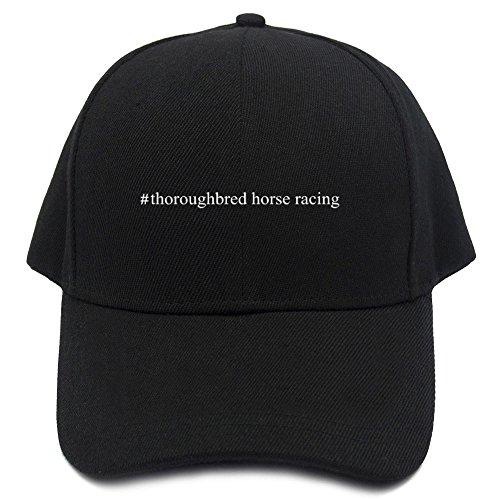 Thoroughbred Gorra Horse Hashtag Béisbol Teeburon De Racing IdzwIgq