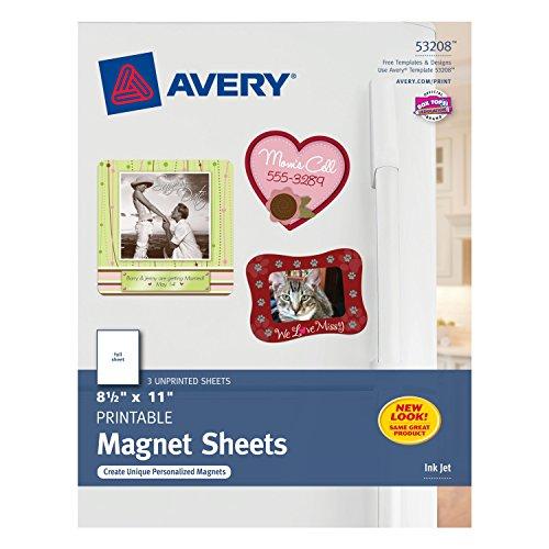 Inkjet Magnet Sheets - 7