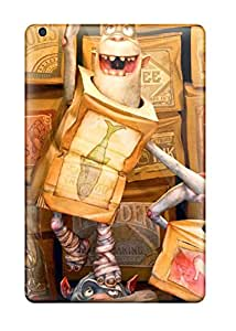 Protection Case For Ipad Mini/mini 2 / Case Cover For Ipad(the Boxtrolls )