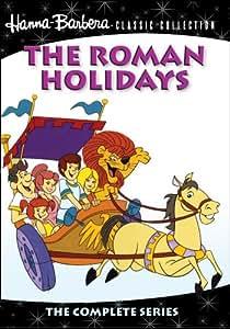 ROMAN HOLIDAYS COMPLETE SERIES