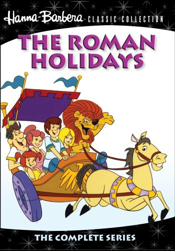 (The Roman Holidays Complete Series (MOD))