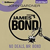 No Deals, Mr. Bond: James Bond Series 6 | John Gardner