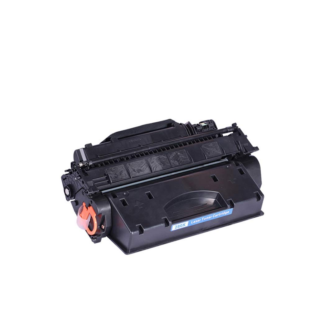 RSQGBSM Bürobedarf Laserdrucker Verbrauchsmaterial Tonerkartuschen für Hp 80a Cf280a Tonerkartuschen Hp400 M401dn M425dn Druckertoner (Schwarz)