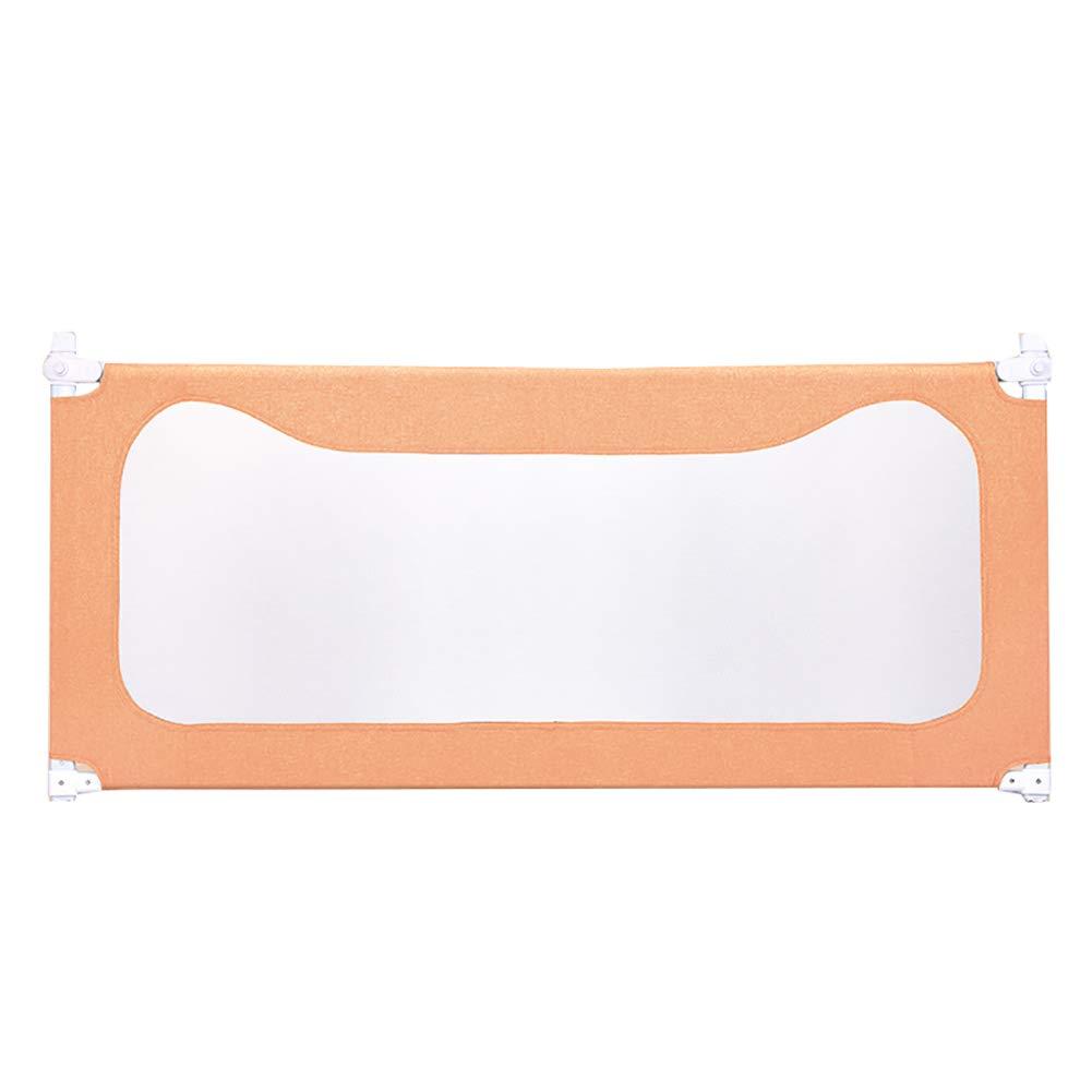 大人の上質  ベビーサークル 子供の幼児のための金属のベッドの安全監視 :、男の子の女の子のための調節可能なベッドの柵 ベビーサークル、対のベッドのためのオレンジベッドの塀余分に 2.0M (サイズ さいず : 2.0M) 2.0M B07MYGQR5H, ブランドゥール ブランド古着通販:e10ff4af --- a0267596.xsph.ru
