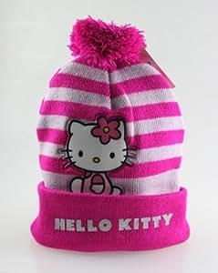 Gorra Invierno Hello Kitty