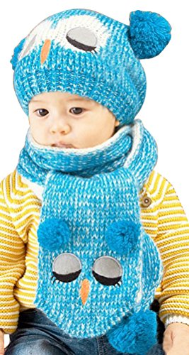 Toddler Winter Knitted Crochet Earflap product image