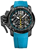 Graham Chronofighter Superlight Carbon Turquoise Watch 2CCBK.B30A