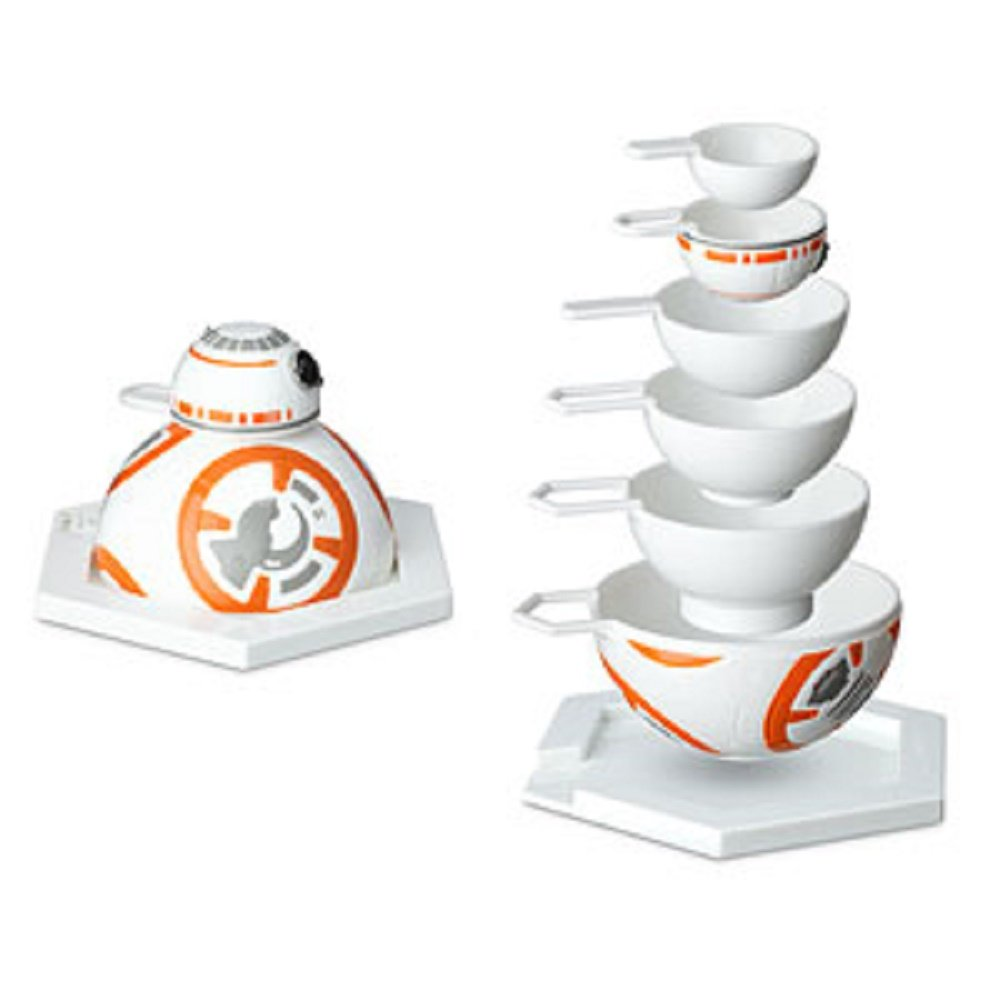 Star wars BB-8 measuring cups