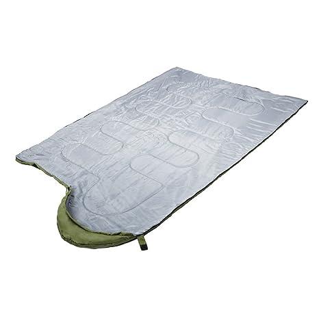 FLAMEER Accesorios para El Saco De Dormir Camping Portátil Al Aire Libre Manta Grande para Dormir
