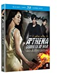 Cover Image for 'Athena Goddess of War Movie (Blu-ray/DVD Combo)'