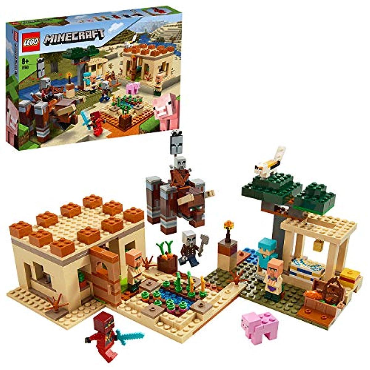 [해외] 레고(LEGO) 마이구라후토 이 re 밥통의 습격 21160