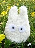 My Neighbor Totoro White Coin Bag Purse