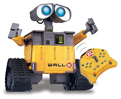 Disney Pixar's Wall-E U-Command Remote Control Robot