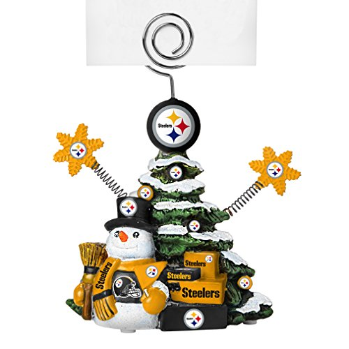 NFL Pittsburgh Steelers Tree Photo Holder Ornament