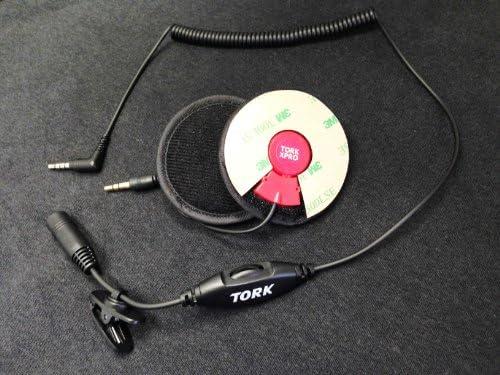 Genuine TORK X3 Helmet Speakers