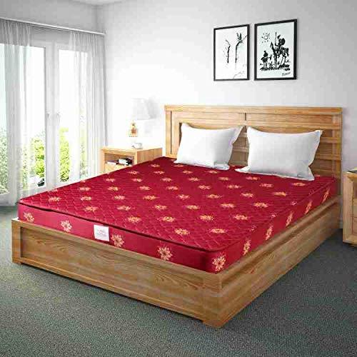 Home Nyx Queen Bonded Medium Firm Foam Mattress  4 Inch, 75*60