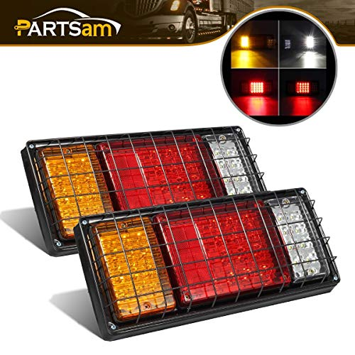 24 Volt Led Tail Lights