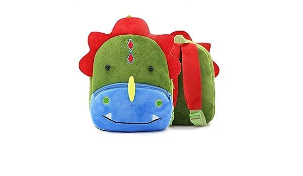 Amazon.com: Jewh Cute Animals Series Cartoon Kids Plush Backpack Toy Mini School Bag Childrens Gifts Kindergarten boy Girl Student Baby Bags (Style 8): ...