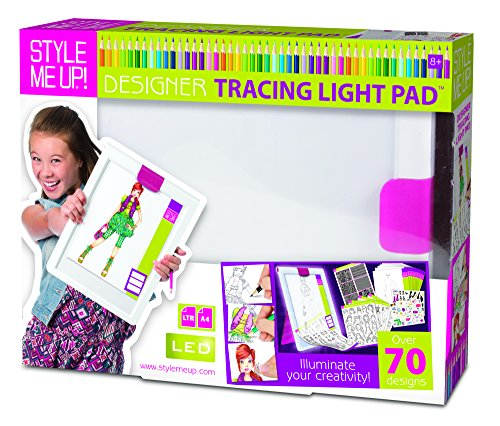 Style Me Up Designer Tracing Light Pad Import It All