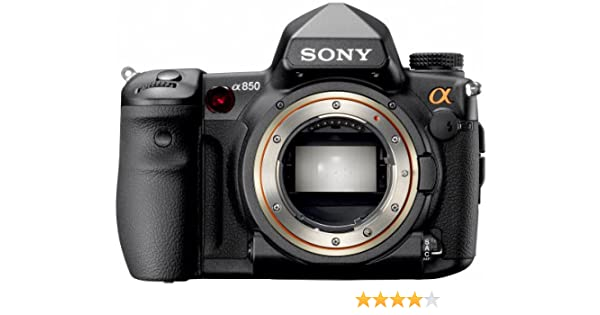 Sony D-A850 - Cámara Réflex Digital 24.6 MP (Cuerpo): Amazon.es ...