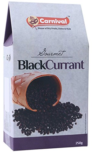 Blackcurrant Dried 250g