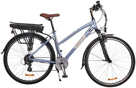 ONDABIKE Bicicleta Eléctrica Urbana de paseo, modelo Cortina ...