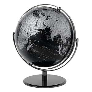 Globe collection globo terr queo 30 cm color negro hogar - Globo terraqueo amazon ...