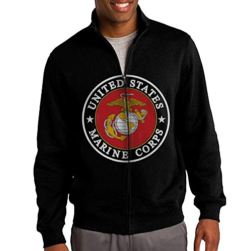 Usmc Zipper Sweatshirts - 6