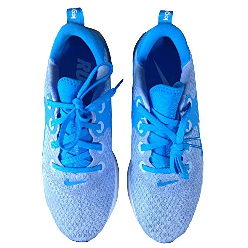 Grey Multicolore Femme Running Aluminum Legend Chaussures football WMNS Hero White Compétition de React blue 400 NIKE w608Fqx