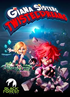 Giana Sisters: Twisted Dreams [Online Game Code] (B00GJX90TY) | Amazon Products