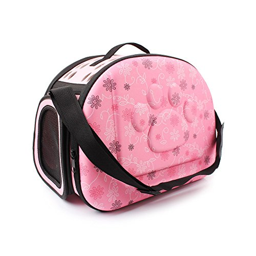 Rumfo Soft EVA Portable Pet Travel Carrier Foldable Breathable Pet Bag Airline Approved Travel Tote Soft Bag for Dogs Cat and other Pets - Australia For Sunglasses Dogs