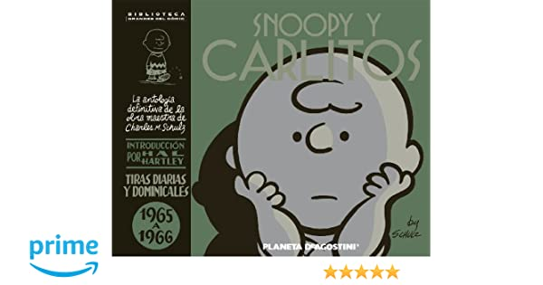 Snoopy y Carlitos 1965-1966 nº 08/25 Cómics Clásicos: Amazon.es: Charles M.%Schulz: Libros