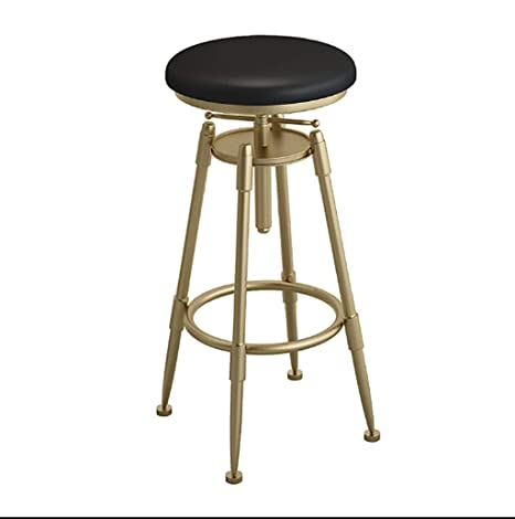 Excellent Amazon Com Yg Bayi Bar Stools Retro Bar Chair Liftable Inzonedesignstudio Interior Chair Design Inzonedesignstudiocom
