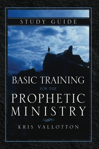 Basic Training for the Prophetic Ministry Study - Redding Stores Mall