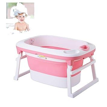 ONEBUYONE Soporte de Asiento de baño de Seguridad Plegable para bebé ...