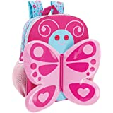 Mochila Menina Zoo Butterfly