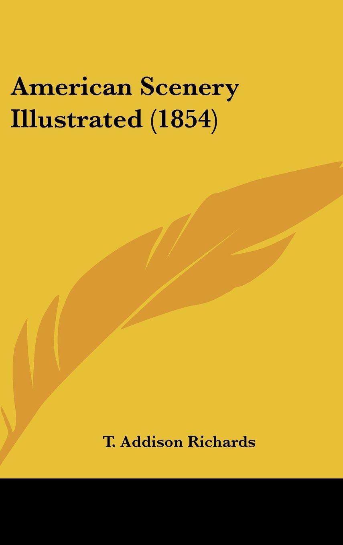 American Scenery Illustrated (1854) ebook