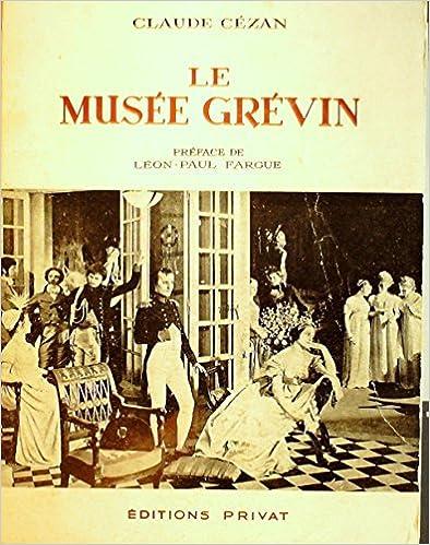 Lire Le Musée Grévin pdf epub