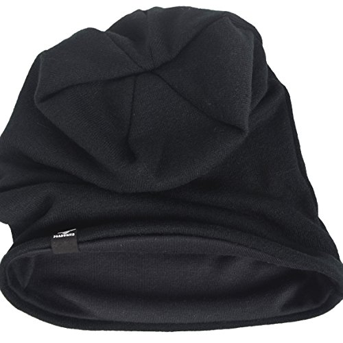 3a21564075c VECRY Men s Oversize Slouch Beanie Slouchy Skullcap Large Baggy Hat ...