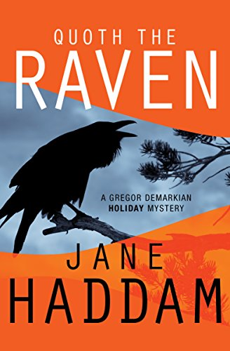 Quoth the Raven (The Gregor Demarkian Holiday Mysteries Book 4) -