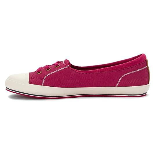 Amazon.com | Lacoste Women's Rohini 7 Fashion Sneakers | Loafers & Slip-Ons