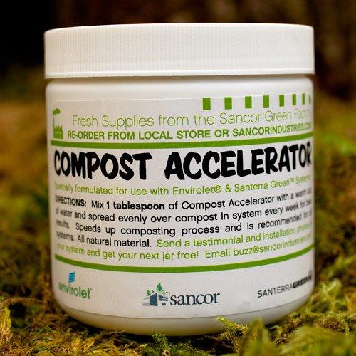 Envirolet Compost Accelerator (16oz (Compost Accelerator)