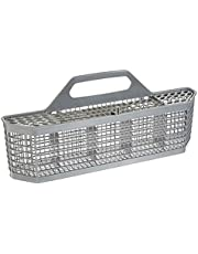Dishwasher Basket,Dishwasher Cutlery Storage Box,Handle Cutlery Basket Universal Accessory Detachable Dishwasher Part