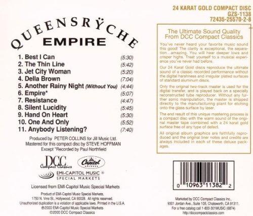 Queensryche Empire Amazon Music