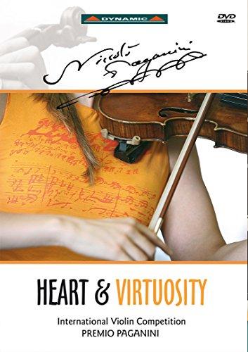 Heart & Virtuosity - International Violin Competition