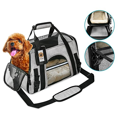 FANCY DOG Airline approved Pet Carrier underseat